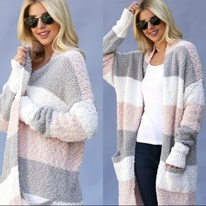 Sweaters - Softest popcorn cardigan